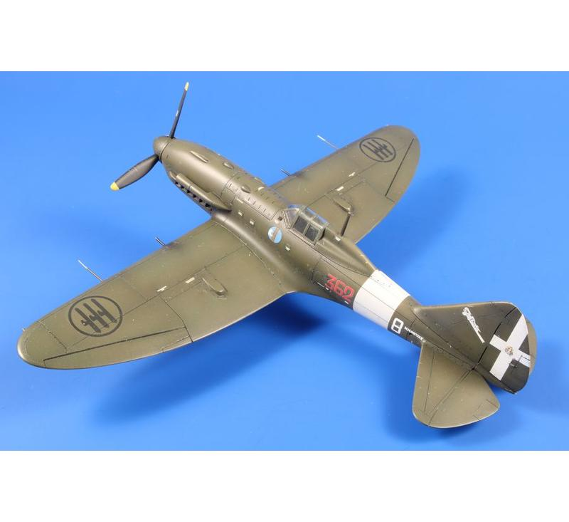 CMK Q48365 Tailwheel w//Strengthened Leg for SH Kit Reggiane Re.2005 in 1:48