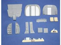 CH-47 Chinook-interior set for Italeri
