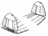 D3A-1 - wing folding set for HAS