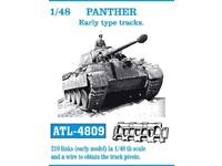ATL-4809 PANTHER Early type tracks