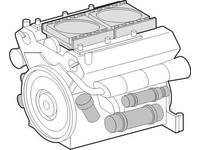 Ger.Engine Maybach for Panther Ausf A/D REV