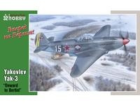 "Yakovlev Yak-3 ""Onward to Berlin!"" 1/32"