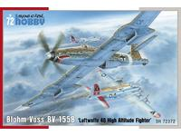 Blohm Voss BV 155B-1 'Luftwaffe 46 High Altitude Fighter'