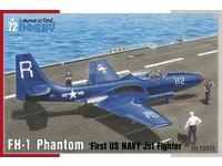 "FH-1 Phantom ""First US NAVY Jet Fighter"" 1/72"