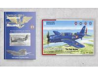 "SB2C-5 Helldiver ""The Final Version"" & Book SBD-5 Dauntless & SB2C-5 Helldiver"