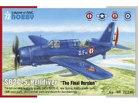 "SB2C-5 Helldiver ""The Final Version"" 1/72"
