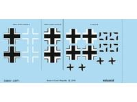 Fw 190A-3 national insignia 1/48