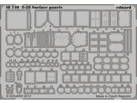 T-28 surface panels S.A.