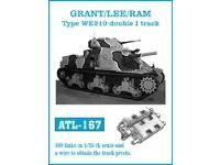 ATL-167 GRANT / LEE / RAM Type WE210 double I track