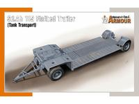 Sd.Ah 115 Flatbed Trailer (Tank Transport)