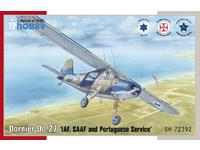 Dornier Do 27 IDF, SAAF and Portuguese Service 1/72