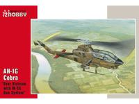 "AH-1G Cobra ""Over Vietnam with M-35 Gun Syste"
