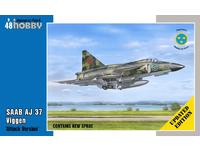 "SAAB AJ 37 Viggen ""Attack Version"" 1/48 - Updated edition"