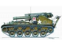 "M41 Howitzer Motor Carriage ""Gorilla"""