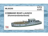 Commanders boat - Launch II.