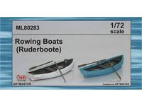 Rowing boats 2 pcs