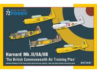 Harvard Mk.II/IIA/IIB 'The British Commonwealth Air Training Plan'