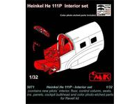 Heinkel He 111P - Interior set for REV