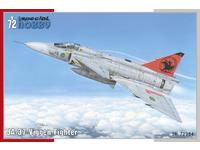 JA-37 Viggen Fighter 1/72