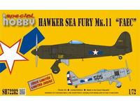 Hawker Sea Fury Mk.11 FAEC Limited edition