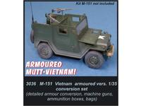 M-151 Vietnam armoured version-conversion set