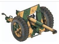 75mm Field Gun Schneider 1938 European and Af