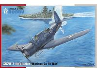 "SB2U-3 Vindicator ""Marines Go To War"""
