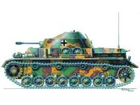 Pz.Kpfw. IV Kugelblitz - convers. set for REV