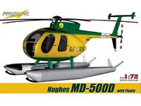 "Hughes MD-500D ""with Floats"""