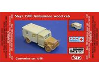 Steyr 1500 Ambulance wod cab conv.set for TAM