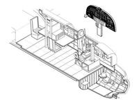 Lancaster Mk.I/II - interior set for HAS