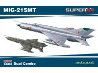 MiG-21SMT DUAL COMBO  1/144