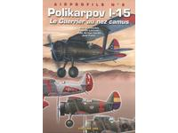 Polikarpov I-15 - Airprofile n.2