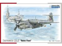 "Fairey Barracuda Mk.II ""Home Fleet"" 1/72"
