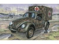 VW Type 82 Reich Post conv. Set for TAM