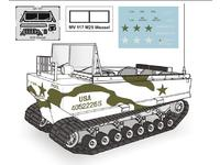 M29 Weasel – full resin kit