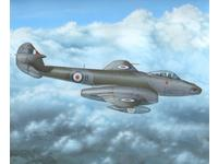 "Gloster Meteor PR Mk.10 ""High-Altitude Photo-Recce Version"" 1/72"