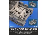 Pz.38(t) Ausf. E/F Engine Set