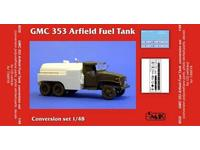 GMC 353 Airfield fuel tank conv. Set for TAM