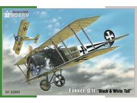 "Fokker D.II ""Black & White Tail"" 1/32"