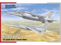 Mirage F.1AZ/CZ 'The South African Commie Killers'