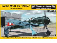 Focke Wulf FW 190V-1 'The First Prototype'  1/48