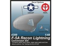 F-5A Recon Lightning Conversion Set