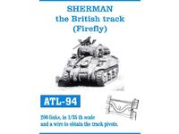 ATL-94 SHERMAN the British track (Firefly)