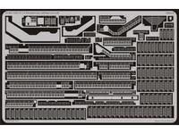 USS CV-14 Ticonderoga railings/catwalk 1/350