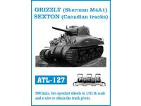ATL - 127 GRIZZLY (Sherman M4A1), SEXTON (Can