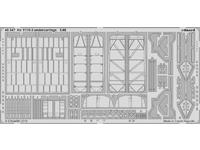 He 111H-3 undercarriage 1/48