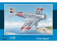 "Delta US Passenger and Transport Plane ""Over Spain"""