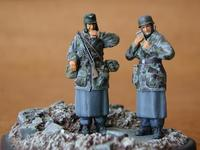German Infantry Ardennes (2 fig.)