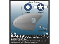 F-4A-1 Recon Lightning Conversion Set